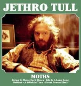 Jethro Tull - Moths [10''] (artwork is based around the original single 'Moths', limited to 2000, indie-retail exclusive)