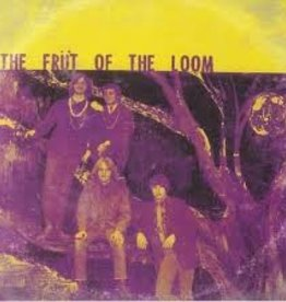 Frut Of The Loom - One Hand In The Darkness b/w A Little Bit Of Bach [7''] (Random Black or Yellow Vinyl, reissue of rare & highly collectable 1967 single, remastered, insert, limited to 800)