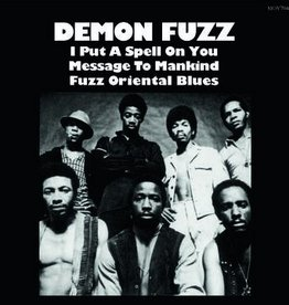 Demon Fuzz - I Put A Spell On You [7'' EP] (Silver Vinyl, very rare soul-jazz classic, numbered/limited to 2000, indie-exclusive)