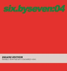 Six By Seven - 4 [2LP] (1 Toxic Green & 1 Blood Red Vinyl, first time on vinyl, gatefold, 3 bonus tracks, limited to 500, indie-retail exclusive)