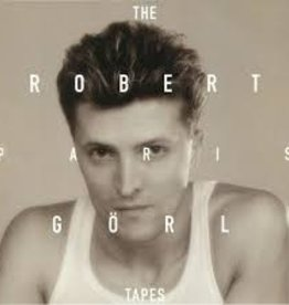 Robert Goerl - The Paris Tapes [LP] (limited to 270, indie-retail exclusive)
