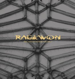 Raekwon - The Vatican Mixtape Vol. 3 [2LP] (first time on vinyl, limited, indie-retail exclusive)