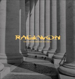 Raekwon - The Vatican Mixtape Vol. 2 [2LP] (first time on vinyl, limited, indie-retail exclusive)