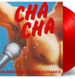 Herman Brood & His Wild Romance - Cha Cha Live [LP] (Red 180 Gram Audiophile Vinyl, 40th Anniversary, numbered/limited to 1000, indie-exclusive)
