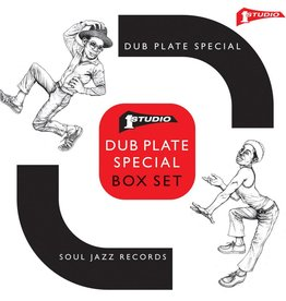 Various Artists - Soul Jazz Records Presents: Studio One Dub Plate Special [5x7'' Box Set] (hand-etched one-sided dub plates, limited to 500, indie-retail exclusive)