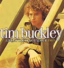 Tim Buckley - Live At The Troubadour [2LP] (Clear Vinyl, gatefold, photos from the Buckley archives, liner notes, limited to 1000, indie-retail exclusive)