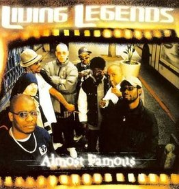 Living Legends - Almost Famous [2LP] (Picture Disc, gatefold, limited to 1500, indie advance exclusive)