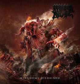 Morbid Angel - Kingdoms Disdained [LP] (Picture Disc, PVC wallet, limited to 1000, indie-retail exclusive)