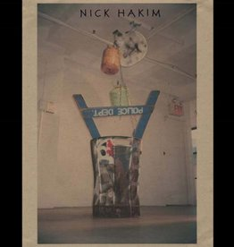 Nick Hakim/The Onyx Collective - Nick Hakim/Onyx Collective [12''] (limited to 1500, indie advance exclusive)