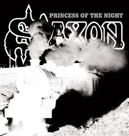 Saxon - Princess Of The Night [7''] (Colored Vinyl, limited to 1000, indie-retail exclusive)