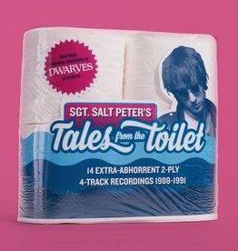 Sgt. Saltpeter - Tales From The Toilet [10''] (Brown Vinyl, limited to 430, indie-retail exclusive)