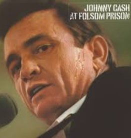 Johnny Cash - At Folsom Prison (50th Anniversary) [5LP Box] (booklet, feat. unreleased audio, numbered/limited to 2500, indie-retail exclusive)