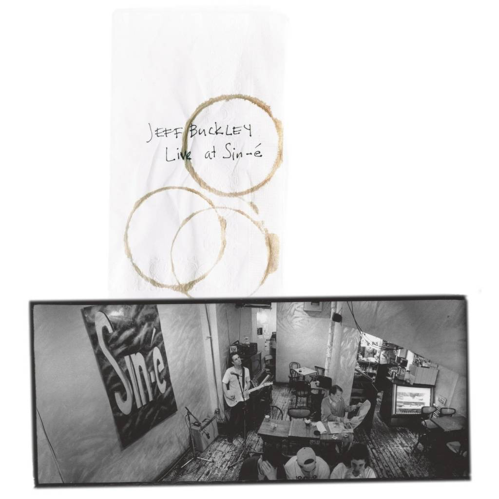 Jeff Buckley - Live At Sin-E (Legacy Edition) [4LP] (150 Gram, download, hard shell slipcase, numbered/limited to 2500, indie-retail exclusive)