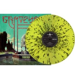 Graveyard - Peace (Yellow W/ Black Splatter Vinyl) (Indie Exclusive)