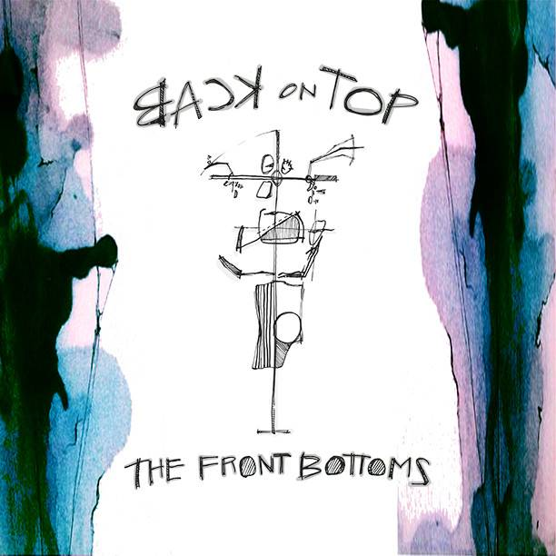 The Front Bottoms - Back On Top (Explicit)(Solid Gold Vinyl w/ Digital Download) (Indie Exclusive)