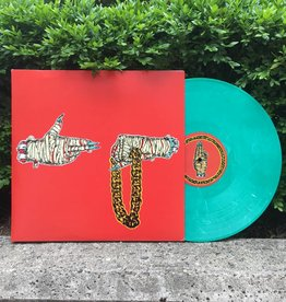 Run The Jewels - Run The Jewels 2x Lime Green Marble Vinyl
