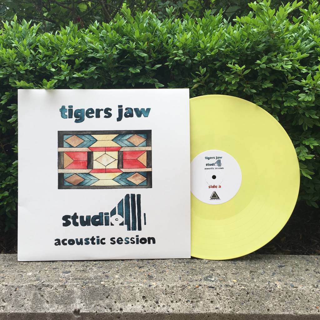 Tigers Jaw - Studio 4 Acoustic Session (Easter Yellow Vinyl)