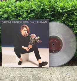 Christine And The Queens ‎– Chaleur Humaine (Limited Edition, Clear + Poster)