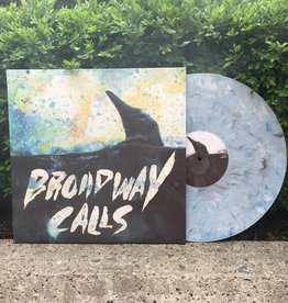 Broadway Calls - Comfort / Distraction (Grey / Blue Opaque)