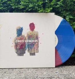 Grey Gordon - Forget I Brought It Up (Cream/Maroon/Blue Tri-colour Vinyl)