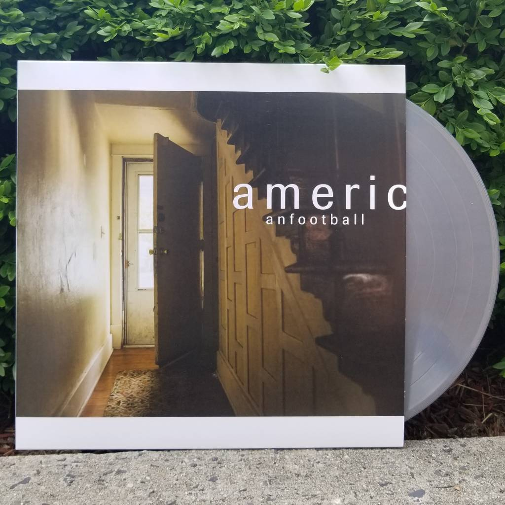 American Football - American Football (Silver Metallic Color Vinyl)