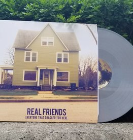 Real Friends - Everyone That Dragged You Here Grey Vinyl (Banquet Records Exclusive)