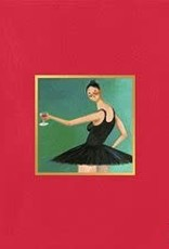 Kanye West - My Beautiful Dark Twisted Fantasy (3LP) (Limited Edition Premium Vinyl includes frameable artwork and poster)