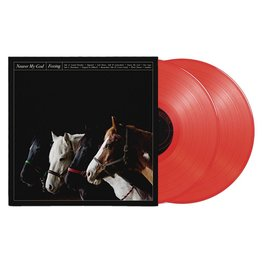 Foxing - Nearer My God (Indie Exclusive Red Vinyl Limited to 500 Copies)