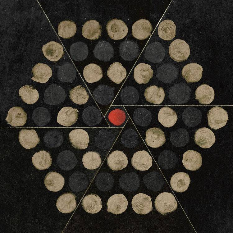 Thrice - Palms (Indie Exclusive Red with Black Smoke Vinyl)