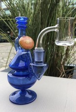 Reed Glass Rig w/ 14mm Female Joint (18+)