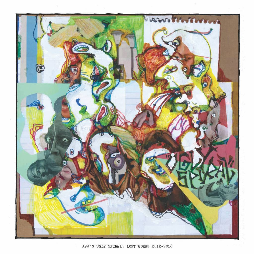 AJJ - Ugly Spiral (Lost Works: 2012-2016)