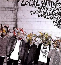 Local Natives - Gorilla Manor (Pink Vinyl)