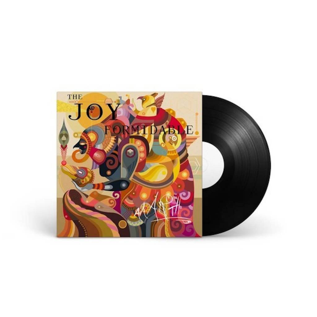 The Joy Formidable - AAARTH (Includes Access to 11/7 2pm Instore Performance at Creep Records)