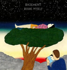 Basement - Beside Myself (Red & Clear Vinyl w/Digital Download)