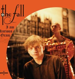 The Fall - I Am Kurious, Oranj (Orange Vinyl)