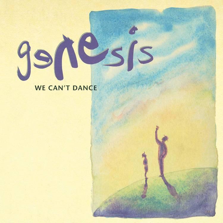 Genesis - We Can't Dance (1991)(2LP)