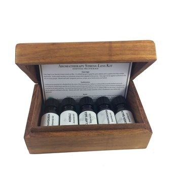 Providence 'Stress Less' - aromatherapy kit