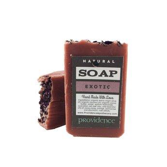 Organic Exotic Soap Bar