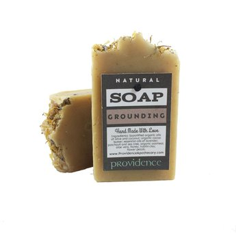 Organic Grounding  Soap Bar