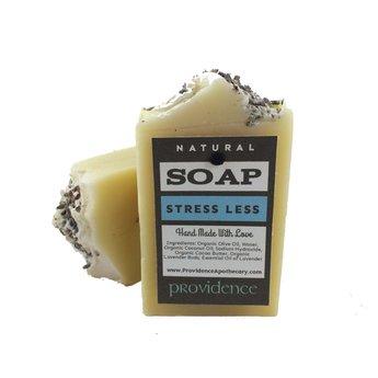 Organic Stress Less Soap Bar