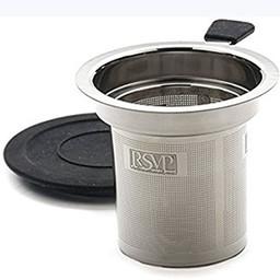 Tea infuser basket