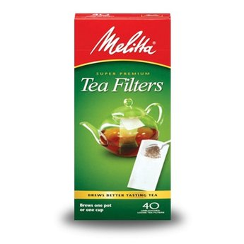Melitta Tea filters