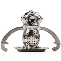 Monkey Hanging Tea Infuser