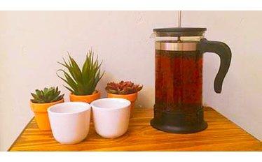 Caffeinated Teas