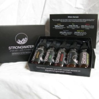 Strongwater Herbal Bitter Sampler Box