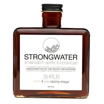 Strongwater Peach and Rose Shrub