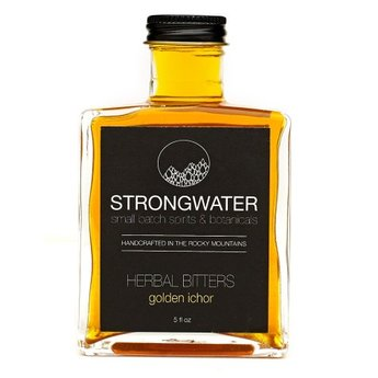 "Strongwater Golden ""Aromatic Turmeric"" Bitters"