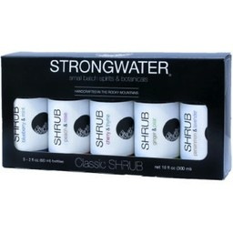 Strongwater Shrubs Sampler Box