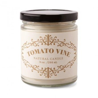 Rosy Rings Tomato Vine Apothecary Candle