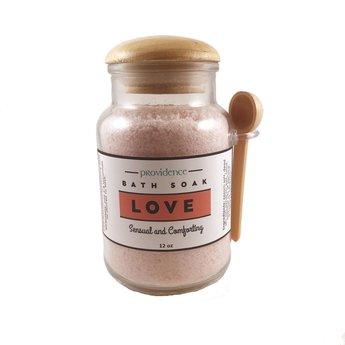 Providence Bath Salt - Love